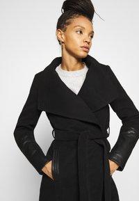 Vero Moda - VMCALA JACKET - Classic coat - black - 3