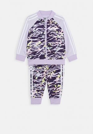 SET - Tracksuit - purple/multi