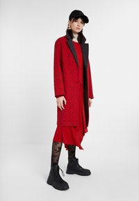 Desigual - AREN - Zimní kabát - red - 1