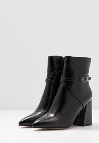 RAID - ELYSHA - High heeled ankle boots - black - 4