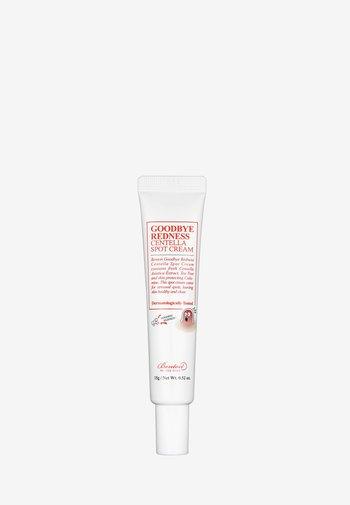 GOODBYE REDNESS CENTELLA SPOT CREAM  - Face cream - -