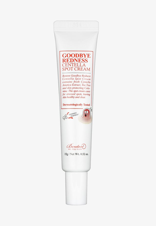 GOODBYE REDNESS CENTELLA SPOT CREAM  - Dagkräm - -