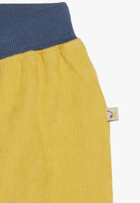 Frugi - CHESTER LINED TROUSERS BABY - Broek - bumble bee - 3