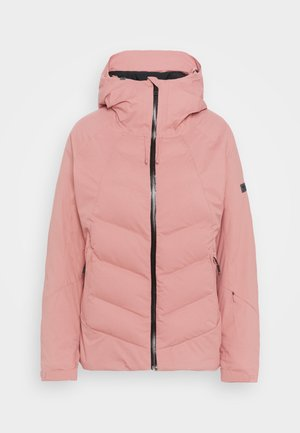 DUSK - Snowboard jacket - dusty rose