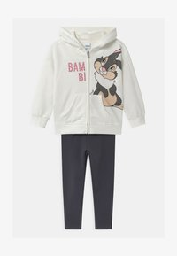 OVS - TIPPETE SET  - Tracksuit - snow white - 0