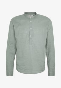 TOM TAILOR DENIM - MIX TUNIC - Košile - dusty leave green - 4