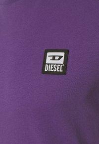 Diesel - DIEGOS - Basic T-shirt - purple - 2