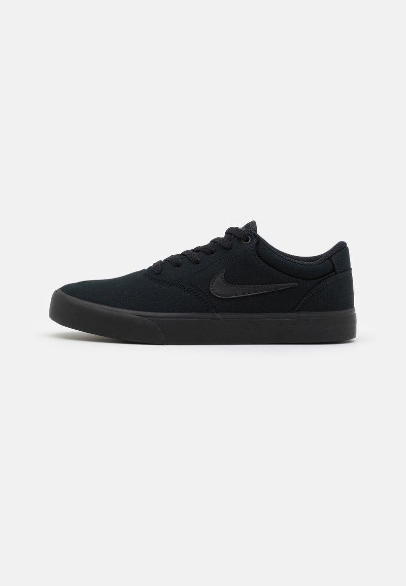 Nike SB - CHRON 2 UNISEX - Sneakers laag - black
