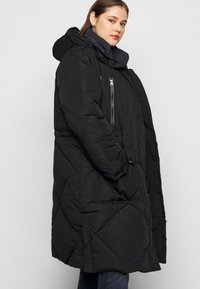 Lee Plus - ELONGATED PUFFER - Classic coat - black - 4