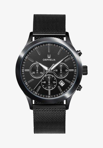 HARMONY - Chronograph watch - black