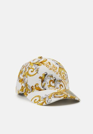 Cappellino - white/gold