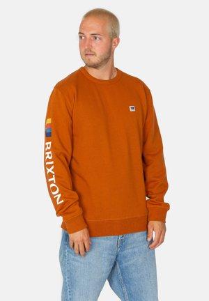 ALTON - Sweater - caramel