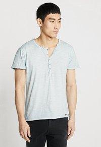 Key Largo - LEMONADE - T-shirt basic - sky blue - 0