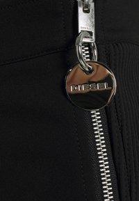 Diesel - O-BIK - Mini skirt - black - 2