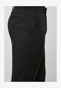 Next - TUXEDO - Pantaloni eleganti - black - 4
