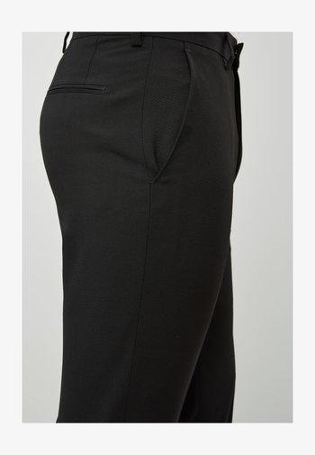 TUXEDO - Pantalon - black