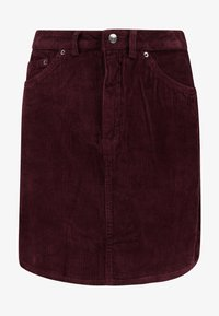 Vero Moda - VMKARINA A-SHAPE SHORT - A-Linien-Rock - port royale - 3
