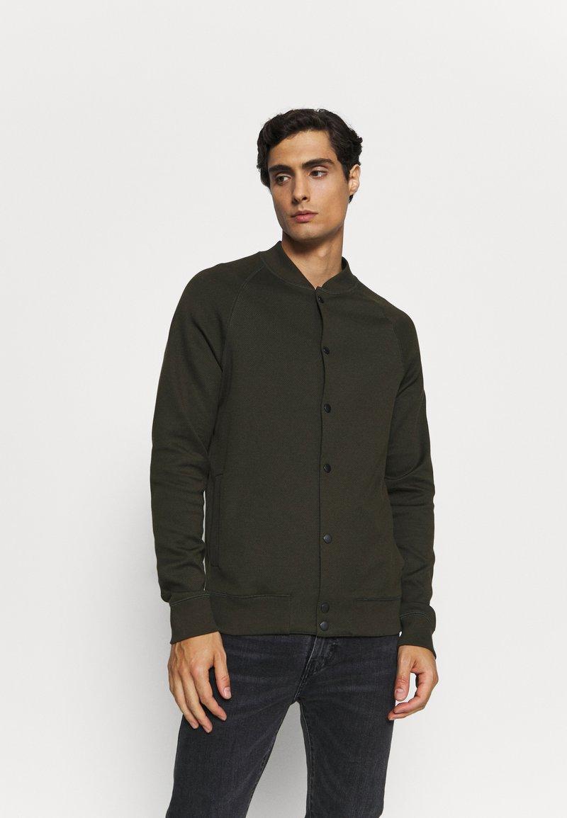 Selected Homme - SLHSHAYNE JACKET  - Summer jacket - forest night