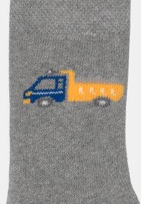 Ewers - TRUCK 4 PACK - Socks - blue/grey - 2