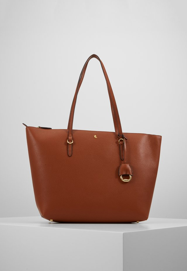 GRAIN KEATON - Tote bag -  tan