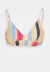 O'Neill - WAVE - Bikini top - yellow/red - 0
