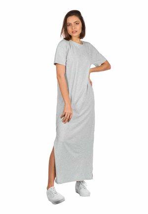 KYLA - Jersey dress - light heather grey
