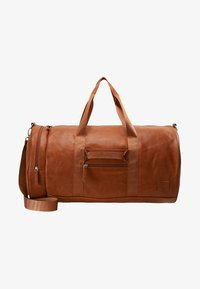 YOURTURN - Weekend bag - cognac - 6