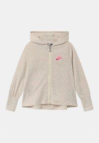 Nike Sportswear - Gilet - coconut milk heather - 0
