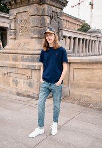 Polo Ralph Lauren - CLASSIC FIT JERSEY T-SHIRT - Basic T-shirt - newport navy - 2