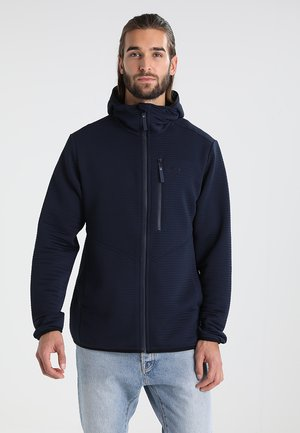 MODESTO HOODED MEN - Sweter - night blue