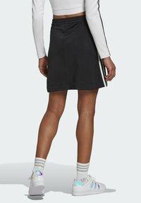 adidas Originals - Falda acampanada - black - 1