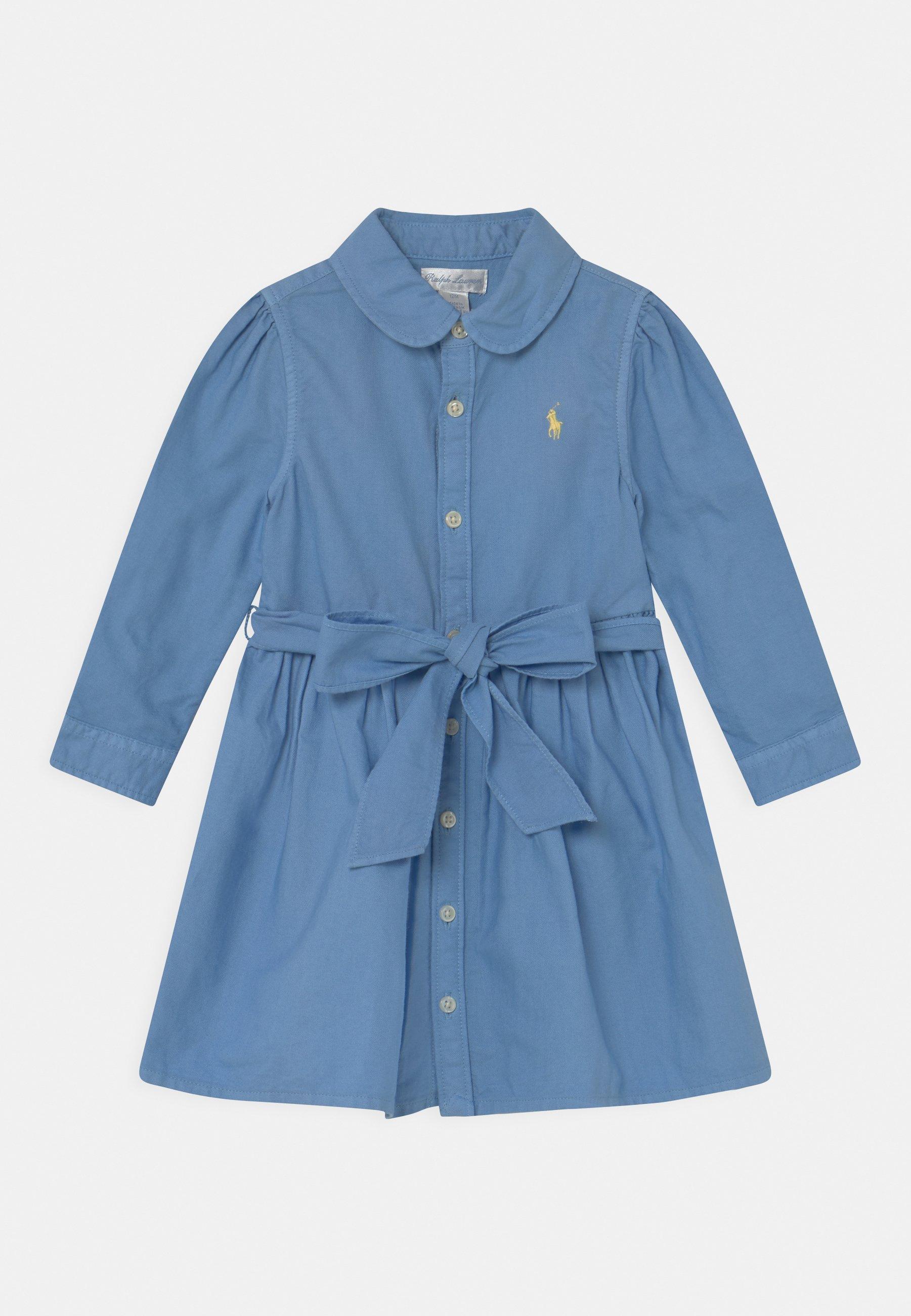 Kinder OXFORD DAY DRESS SET - Blusenkleid