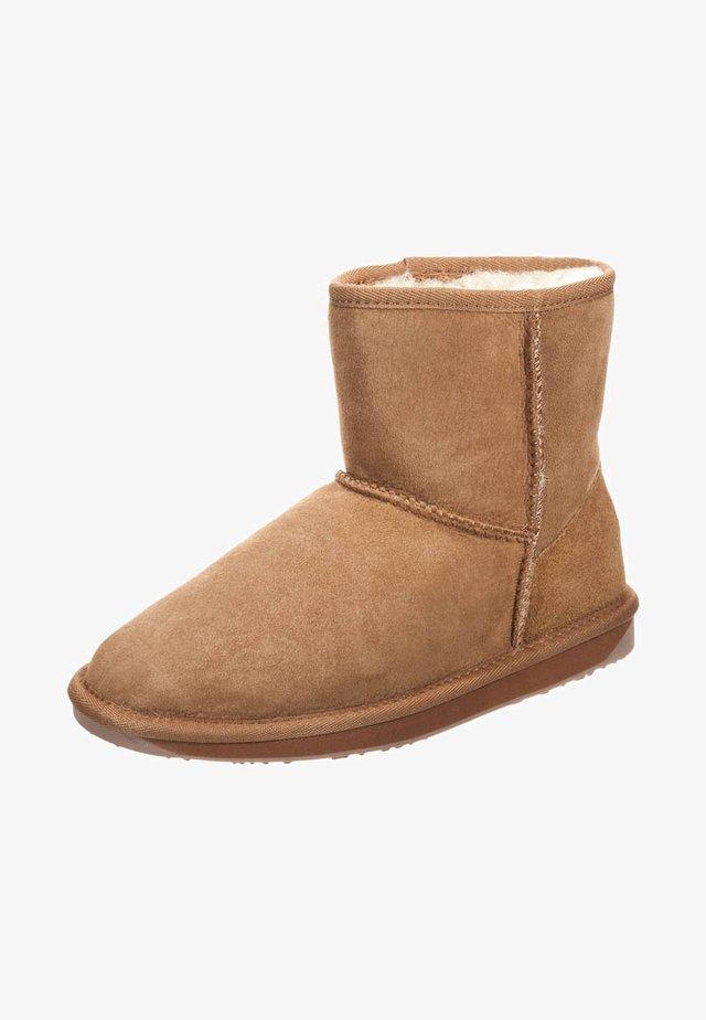 STINGER MINI - Snowboots  - chestnut