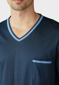 Mey - SET - Pyjama set - yacht blue - 3