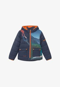 Desigual - CHAQ MOUNTAIN - Winter jacket - blue - 3