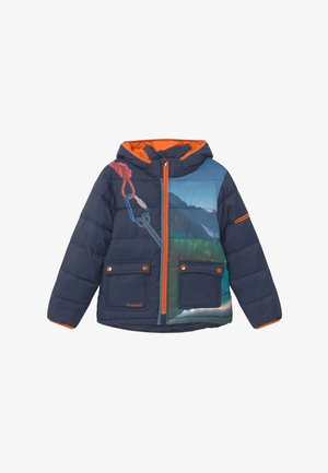 CHAQ MOUNTAIN - Zimní bunda - blue