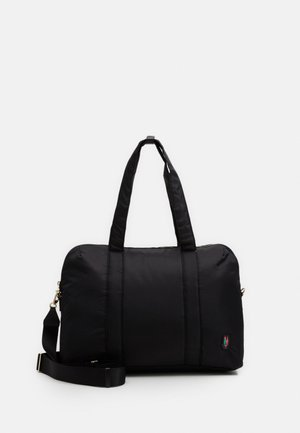 HOLDALL - Weekend bag - black