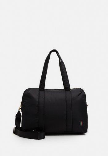 HOLDALL - Weekend bag - black