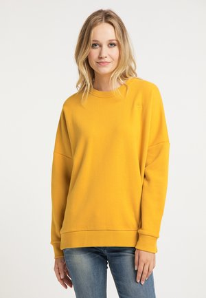 Sweatshirt - curry