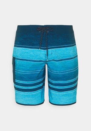 STRIPE PRO - Swimming shorts - navy