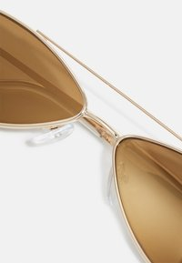 Only & Sons - ONSSUNGLASSES UNISEX - Sunglasses - gold-coloured - 3