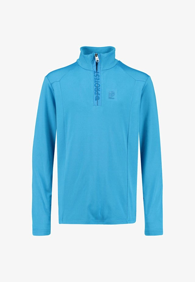WILLOWY - Fleece jumper - aqua