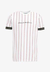 Kings Will Dream - CLIFTON - Print T-shirt - white / red - 4