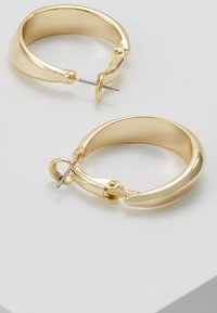 SNÖ of Sweden - HYDE OVAL EAR  - Earrings - gold-coloured - 2