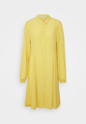 BINDINE  - Day dress - ochre