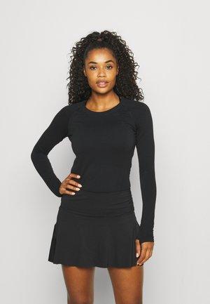 MOMENTUM - Långärmad tröja - black