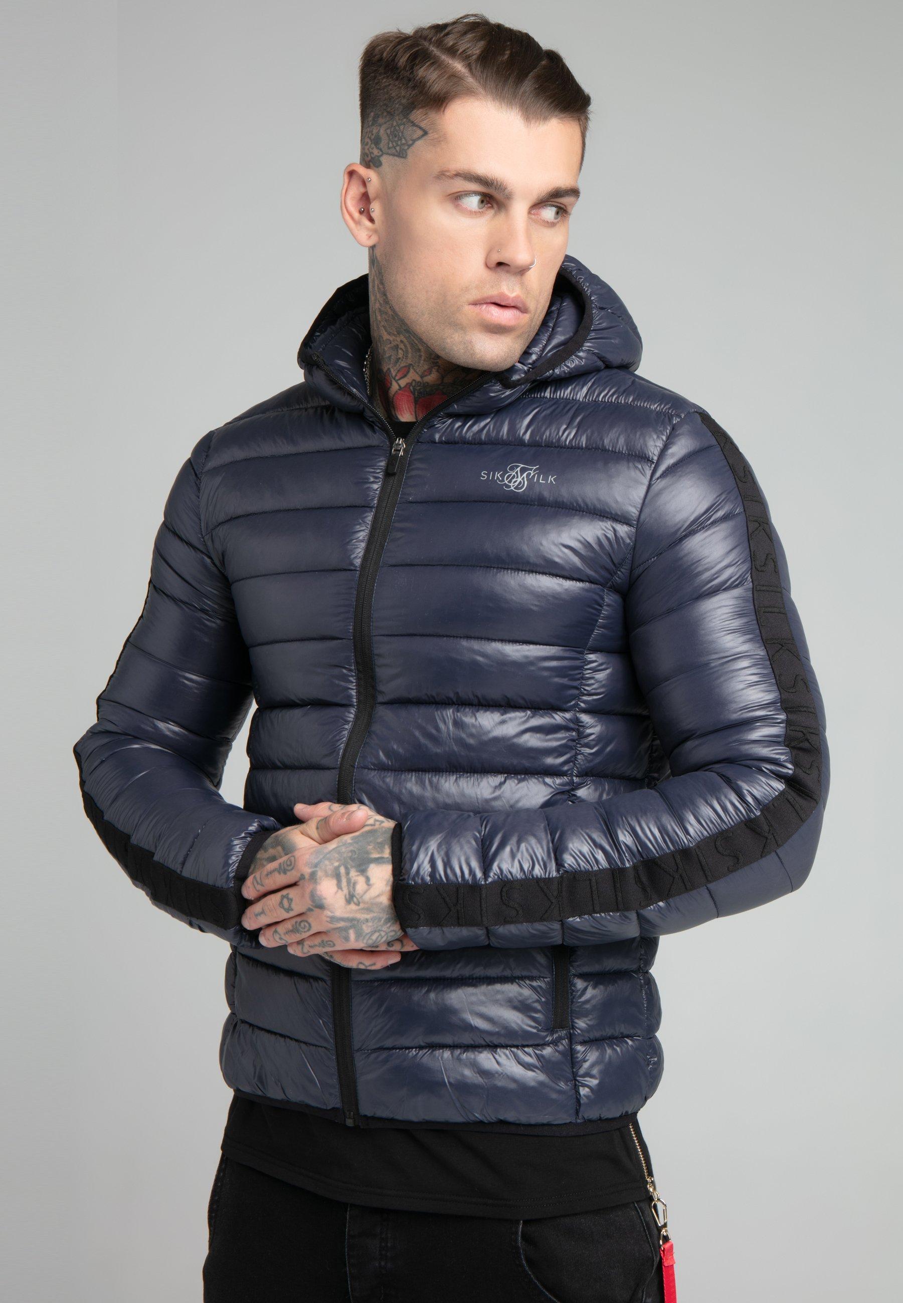 Men LIGHT WEIGHT BUBBLE JACKET - Light jacket