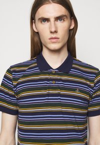 Vivienne Westwood - CLASSIC - Polo shirt - navy green - 4