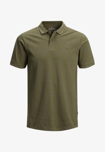 JJEBASIC - Polo shirt - olive night