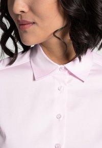 Eterna - MODERN CLASSIC - Button-down blouse - pink - 2